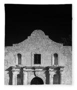 The Alamo Fleece Blanket