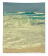 The Beach Fleece Blanket