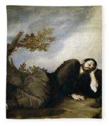 Jacob's Dream Fleece Blanket