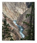 The Canyon Fleece Blanket
