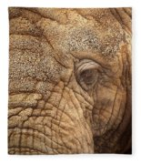 The Elephant Fleece Blanket