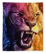 The Lion King Fleece Blanket