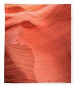 The Lone Rock Fleece Blanket
