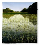 The Pantanal Fleece Blanket