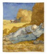 The Siesta Fleece Blanket