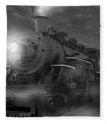 The Yard II Fleece Blanket