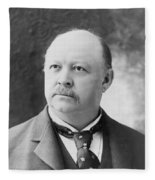 Thomas Brackett Reed (1839-1902) Fleece Blanket