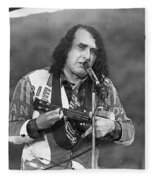Tiny Tim Fleece Blanket