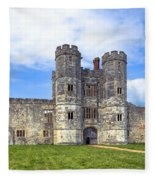Titchfield Abbey Fleece Blanket
