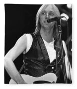Tom Petty And The Heartbreakers Fleece Blanket
