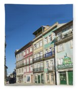 Torre Dos Clerigos Porto Portugal Fleece Blanket