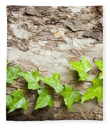 Tree Vine Fleece Blanket