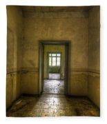 Two Doors Fleece Blanket
