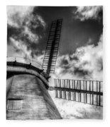 Upminster Windmill Essex Fleece Blanket