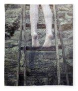 Upwards Fleece Blanket
