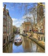 Utrecht Fleece Blanket