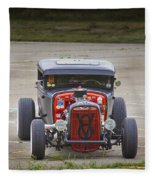 V8 Fleece Blanket