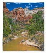 Virgin River Fleece Blanket