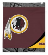 Washington Redskins Fleece Blanket
