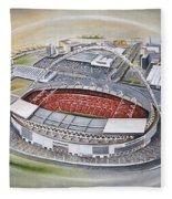 Wembley Stadium Fleece Blanket