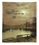 Whitby Fleece Blanket
