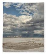 White Sands Rain Fleece Blanket