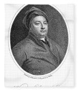 William Cheselden Fleece Blanket