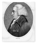 William Cullen (1710-1790) Fleece Blanket
