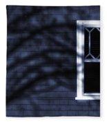 Window And Shadows Fleece Blanket