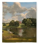 Wivenhoe Park Fleece Blanket