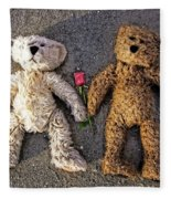 You Are The One - Romantic Art By William Patrick And Sharon Cummings Fleece Blanket