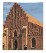 Ystad Monastery Fleece Blanket