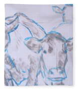 Cows Fleece Blanket