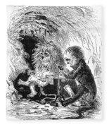 Daniel Webster (1782-1852) Fleece Blanket