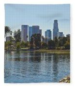 Echo Park L A  Fleece Blanket