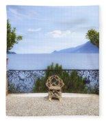 Isola Bella Fleece Blanket