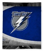 Tampa Bay Lightning Fleece Blanket
