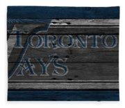 Toronto Blue Jays Fleece Blanket