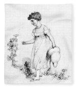 Victoria (1819-1901) Fleece Blanket