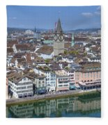 Zurich Fleece Blanket