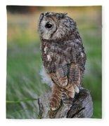 100205p299 Fleece Blanket