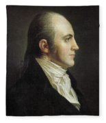 Aaron Burr (1756-1836) Fleece Blanket