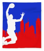 Los Angeles Clippers Fleece Blanket