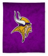 Minnesota Vikings Fleece Blanket