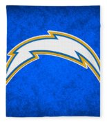 San Diego Chargers Fleece Blanket