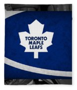 Toronto Maple Leafs Fleece Blanket
