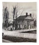 Washington: Headquarters Fleece Blanket