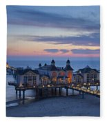 110221p087 Fleece Blanket