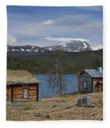 110307p193 Fleece Blanket