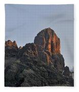 110414p067 Fleece Blanket